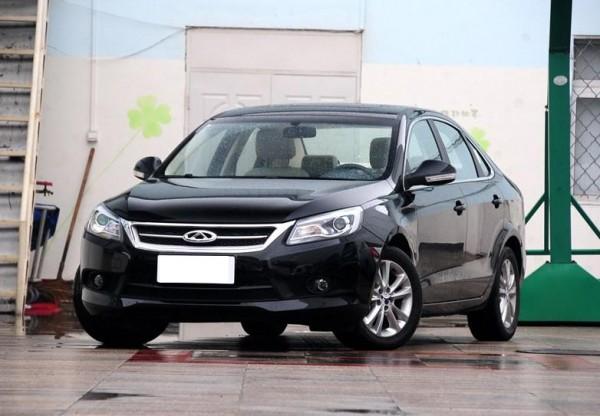 Chery выводит на российский рынок бюджетный седан A19