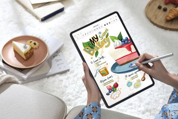 Новые планшеты MatePad представлены в трех размерах.