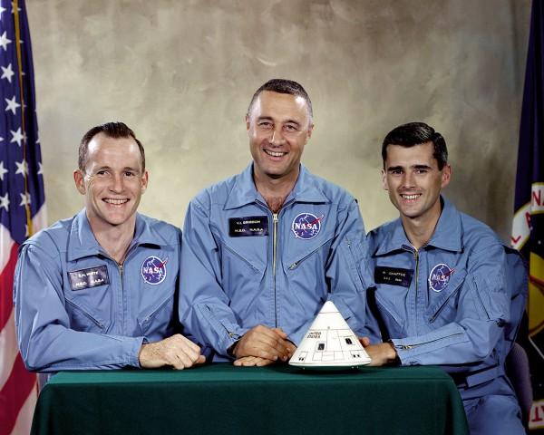 Экипаж Аполлон-1