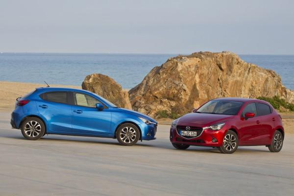Mazda2 нового поколения