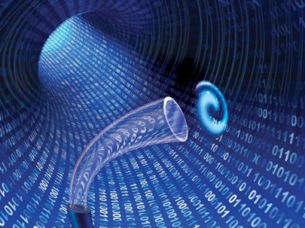 Установлен новый рекорд в передаче данных