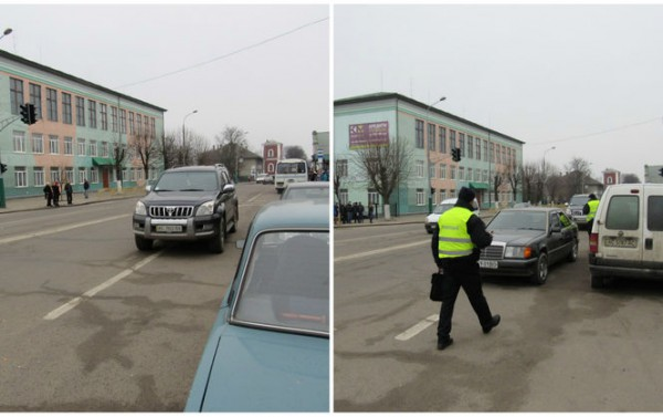 Депутаты паркуются, как депутаты