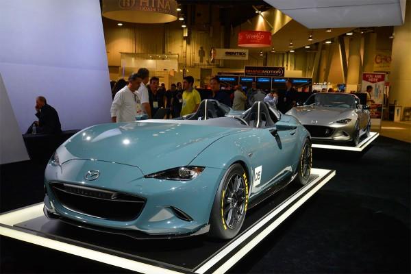 Новинки тюнинга от Mazda
