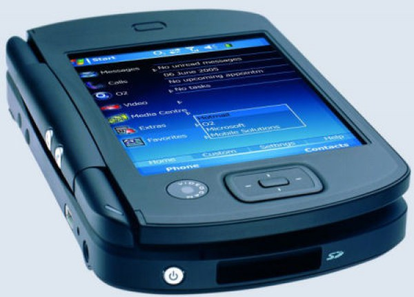 Qtek 9000 - полезный такой
