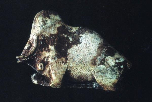 Мамонт или бизон?