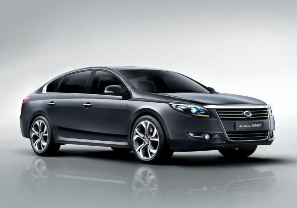 Новый Renault-Samsung SM7 будет выпускаться на той же платформе, что и Nissan Teana