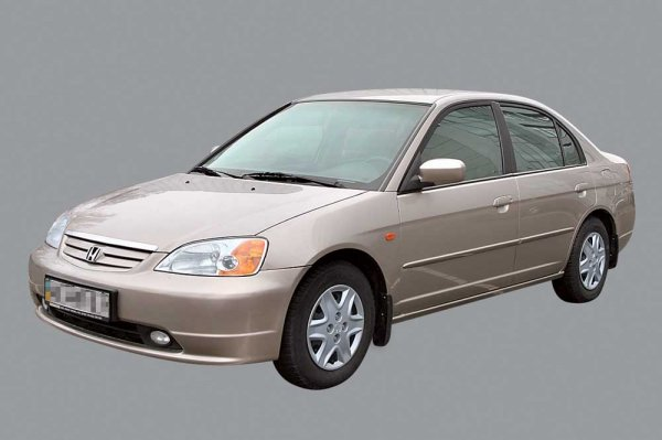 Honda Civic 2001–2005 г. в. - от $10 000 до $13 500