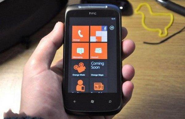 HTC Mozart