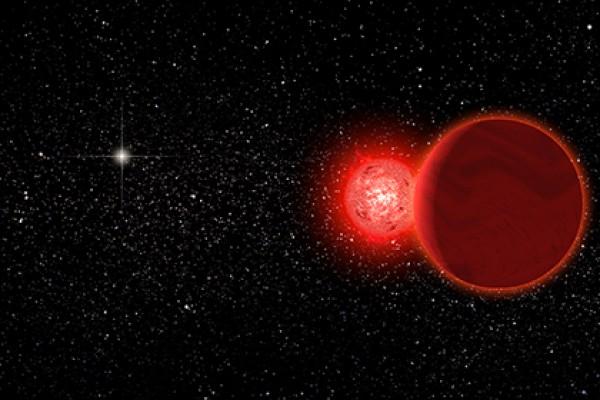 В Солнечной системе было две звезды