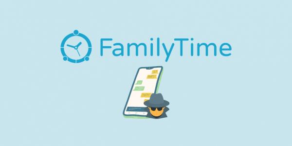 Родительский контроль от FamilyTime