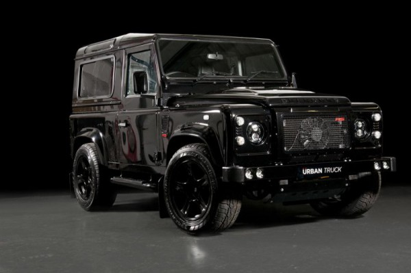 Новый Land Rover Defender Ultimate
