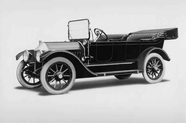 Chevrolet Classic-Six 1912 года