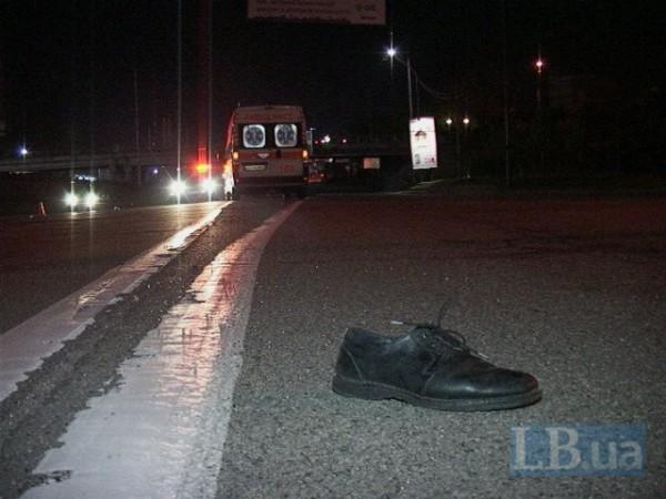 В Киеве произошла смертельная авария