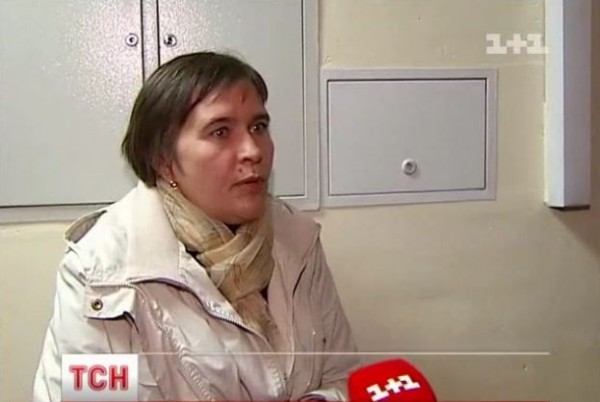 Мать погибшей девушки возмущена словами СБУшника
