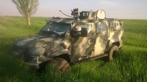 Спартан вернулся в украинскую армию