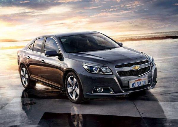 Chevrolet Malibu – самая «свежая» новинка в Украине
