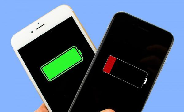 iPhone снижает частоту процессора при разряде батареи