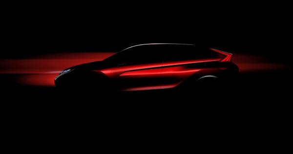 Профиль нового кроссовера Mitsubishi