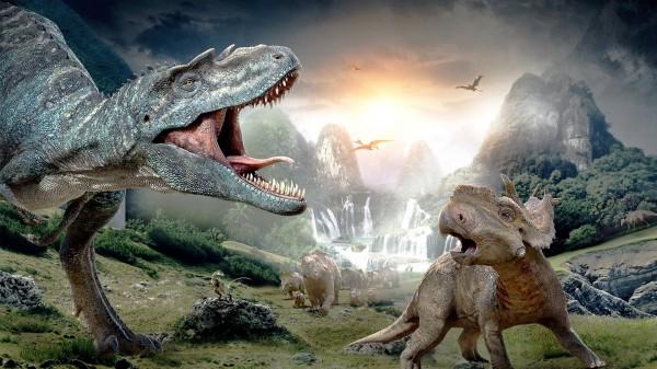 Динозавры вымирали почти 40 млн лет