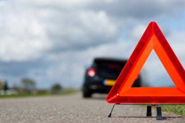 В Винницкой области в аварию попал судья Высшего хозяйственного суда