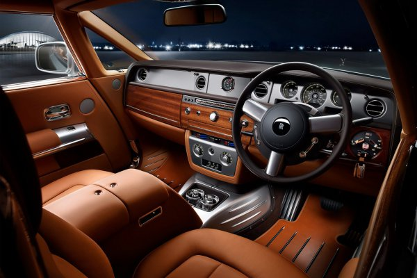 Rolls-Royce Phantom Coupe Aviator Edition