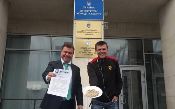 Бывшие товарищи Булатова - Сергей Коба и Сергей Хаджинов
