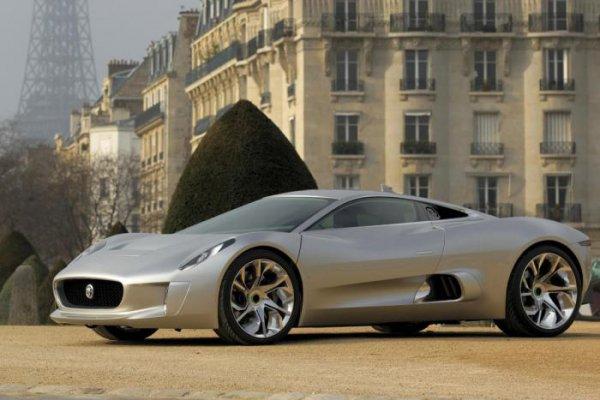 Jaguar C-X75 пойдет в серию