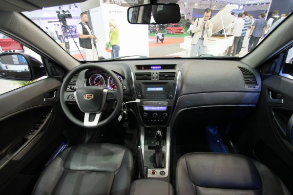 Emgrand X7 NEW | Geely