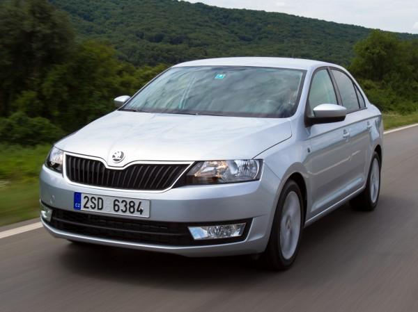 С выходом Рапида и Octavia A7 продажи Skoda ожили