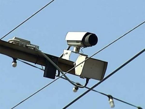 В Киеве установят камеры