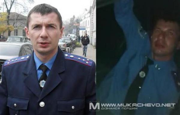 Юрий Мазар отпраздновал День милиции и сел за руль