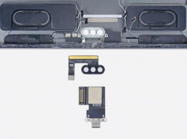 Разборка iPad Pro
