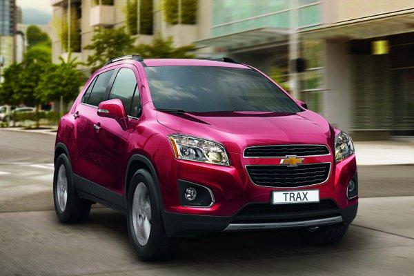 Chevrolet Trax/ Tracker выйдет на рынок после премьеры в Париже