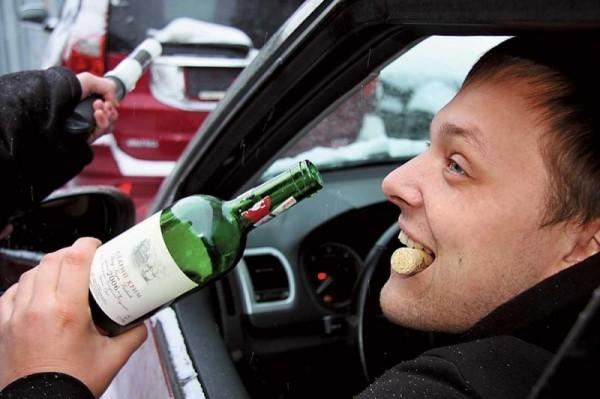 Любителей выпить за рулем общественными работами наказывать больше не будут