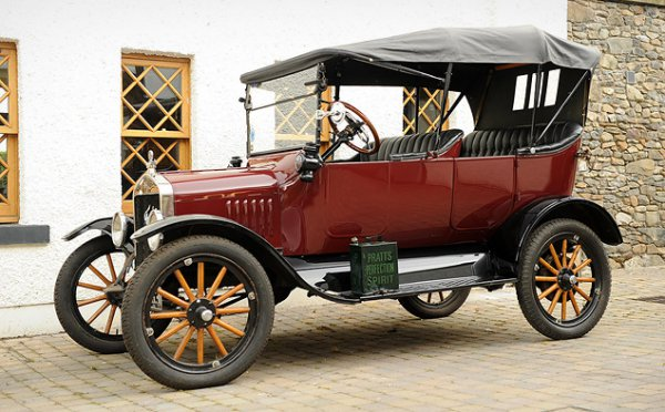 Ford Model T (1908 – 1927)