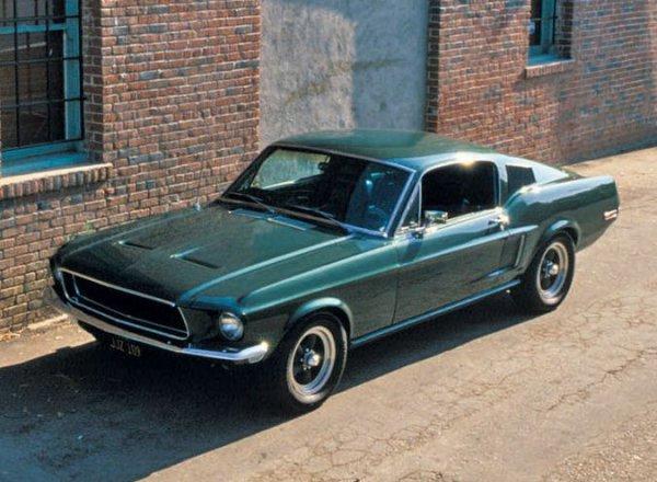 Bullitt, Ford Mustang GT 390 (1968)