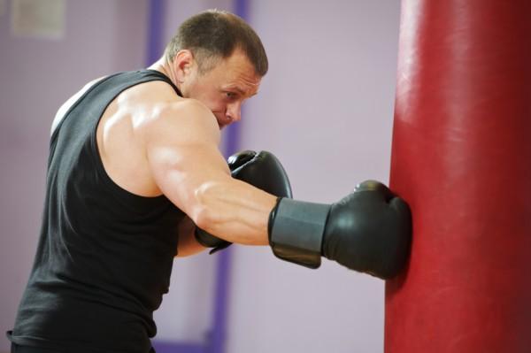 Тренируйся для того, чтобы удары были сильнее