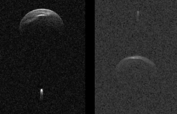 Астероид 1999 KW4