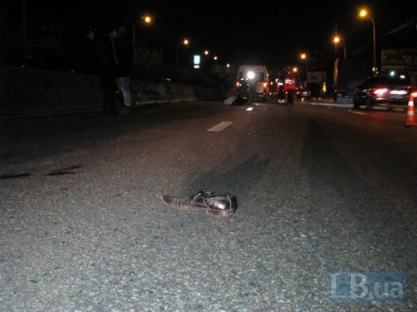 Шансов выжить после нескольких ударов у пешехода было мало