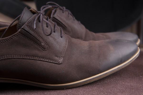 Обувь - лицо мужчины