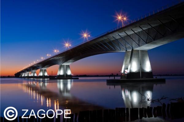 Компания Zagope разрабатывала мосты, тоннели и даже аэродромы