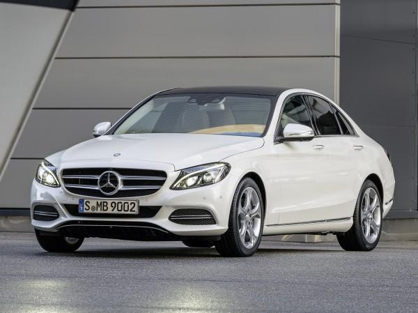 Новое поколение Mercedes-Benz C-Сlass - от 580 тысяч гривен