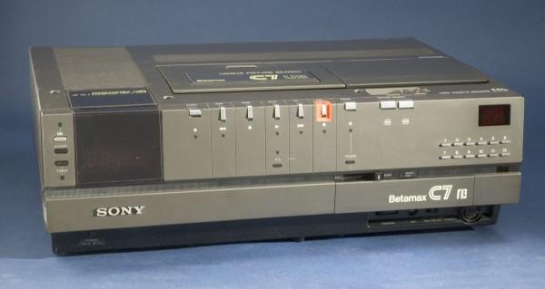 Betamax от Sony