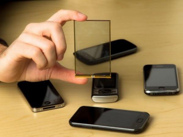 Технология Wysips Crystal позволит заряжать телефоны от света