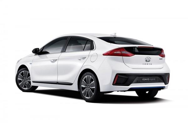 Компания Hyundai показала свою самую экологичную модель