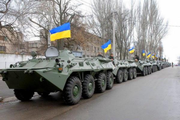 Армии передали новые БТР
