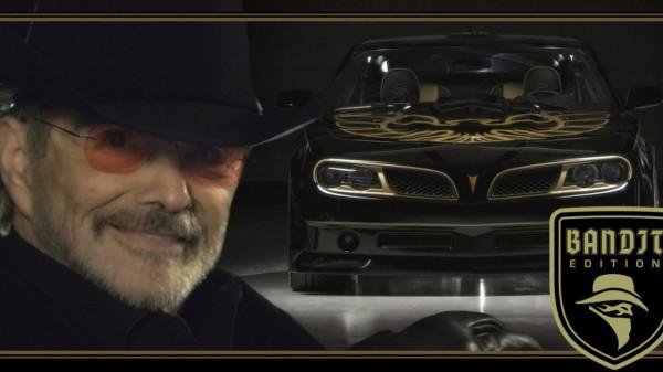 Автомобиль Trans Am SE Bandit Edition и Рейнольдс