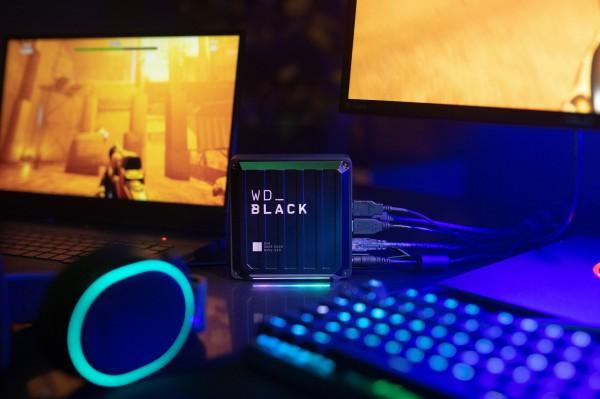 WD_BLACK D50 Game Dock NVMe SSD
