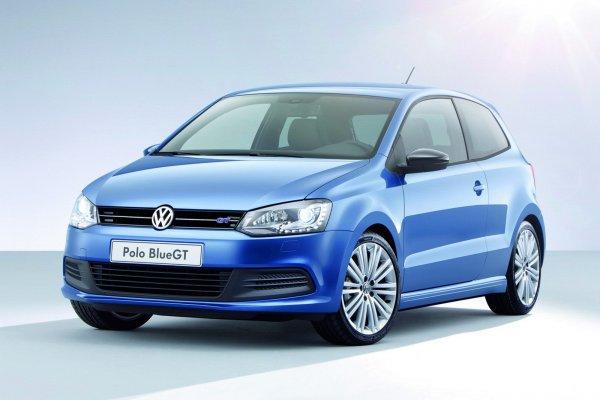Volkswagen Polo Blue GT – компромисс между динамикой и расходом