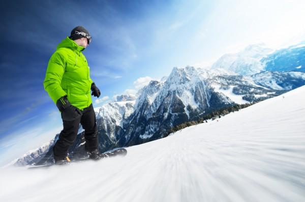Как сделать трюк Alley Oops на сноуборде